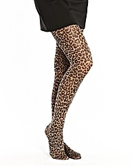 Naturally Close Pack of 2 Fashion Tights