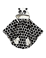 Pretty Secrets Fleece Poncho