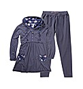Joe Browns Hooded Pyjama Set