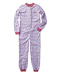 Joe Browns Owl Print Onesie