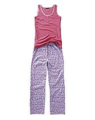 Joe Browns Owl Print Pyjama Set