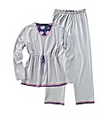 Joe Browns Lace trim Pyjama Set