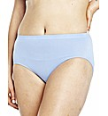 Naturally Close Pack of 3 Slim Briefs