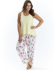 Pretty Secrets Pack of 2 Pyjamas L26