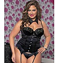 Seven til Midnight Executive Bustier