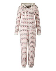 Pretty Secrets All-over Print Onesie