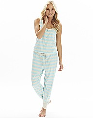 Pretty Secrets Cotton Stripe Onesie