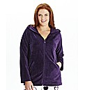 Pretty Secrets Snuggle Fleece Jacket