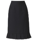 Skirt With Pleats To Hem Length 25in