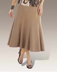 Plain Skirt Length Length 32in