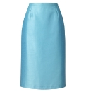 Straight Skirt Length 25in