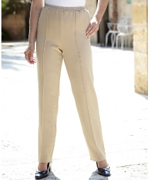 Slimma Stretch Rib Trouser Length 29in