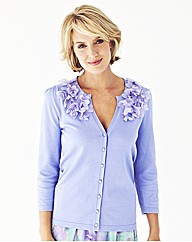 Nightingales Petal Cardigan