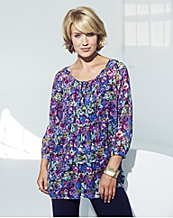Nightingales Ditsy Print Tunic