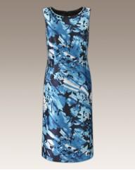 Print Dress Length 41in