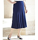 Slinky Jersey Skirt Length 29in