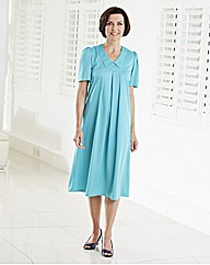 Pack of 2 Smock Dresses Length 43in