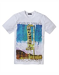 Label J Newbury Springs T-Shirt Long