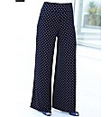 Spot Trousers Length 30in