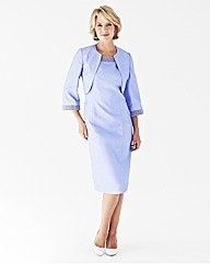 Nightingales Dress & Bolero L41in