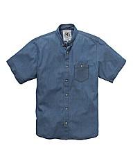 Label J Denim Shirt Reg
