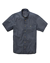Label J Polka Dot Shirt Reg