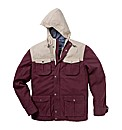 Label J Colour Block Jacket Regular
