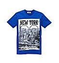 Label J NYC Tshirt Long