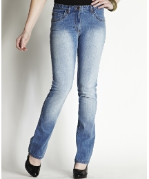 Stretch Slim Leg Jeans Length 28in