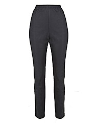 Wax Coated Jeggings