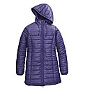 Lightweight Showerproof Hooded Jacket