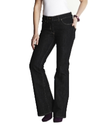 Truly WOW Tall Bootcut Jeans L34in