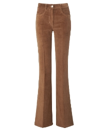Stretch Cord Flare Trousers Length 28in