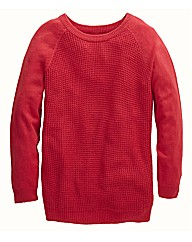 Simple Knitted Jumper