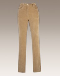 Skinny Cord Trousers Length 29in