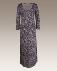 Jersey Maxi Dress Length 52in