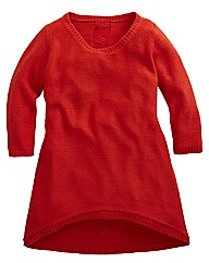 High Low Hem Jumper