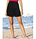 Plain Jersey Shorts