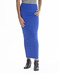 Maxi Jersey Tube Skirt