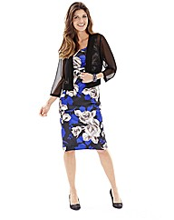 Joanna Hope Bolero Jacket Cover Up