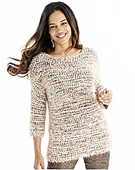 Joanna Hope Fluffy Knit Jumper