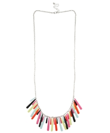 French Connection Multi Spike Necklace