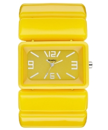 Rectangle Stretch Bracelet Watch