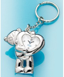 Me To You Keyring Clock