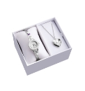 Family Sentiments Silver-Tone Gift Set