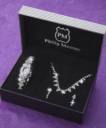 Sparkly Ladies Watch & Jewellery Set