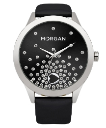 Morgan Ladies Stones Watch