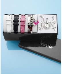 14 Piece Interchangeable Charm Watch
