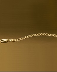 9 Carat Gold 1/5oz Curb Chain