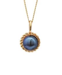 9 Carat Gold Pearl Pendant